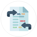 Free Mail Migration, Mbox Converter, OLM converter, PST Converter, EML Converter