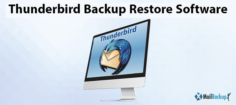 Thunderbird backup and restore tool