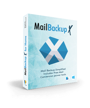 Mail Backup X Personal Edition Backup Archiving All in one Conversion Tool