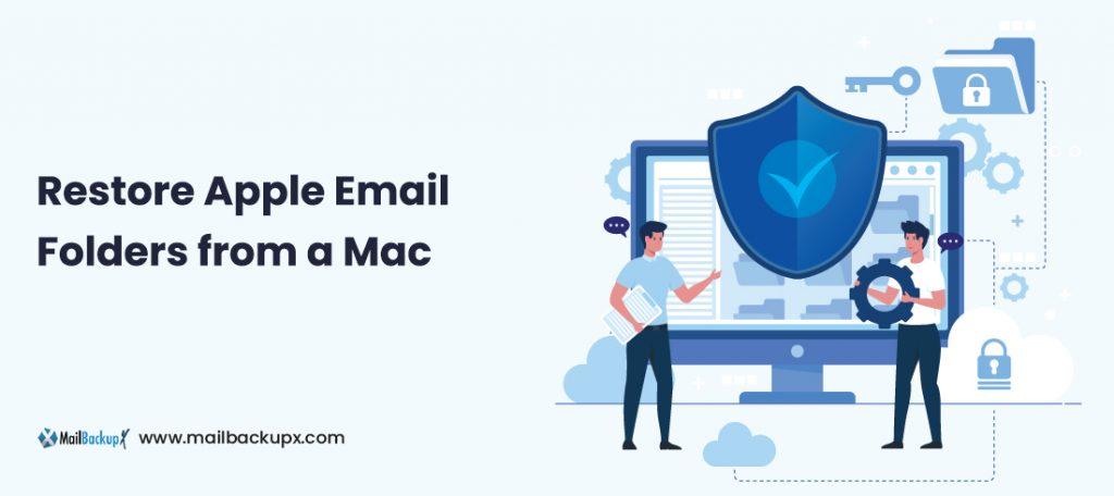 best way to restore apple email