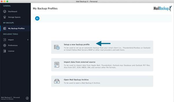 restore mac email