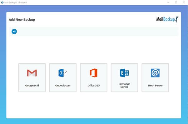 Imap Email Backup Tool