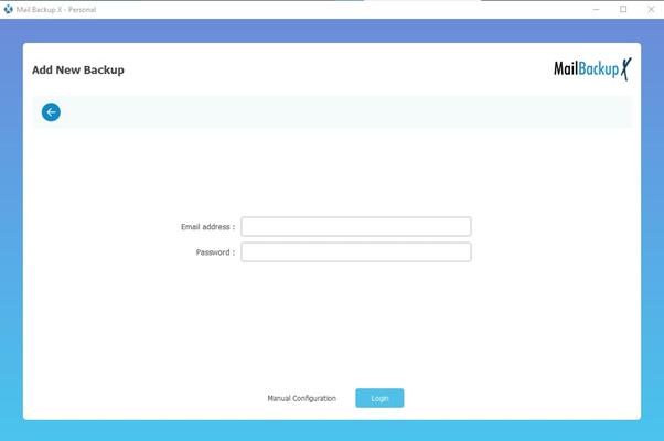 IMAP mail backup tool